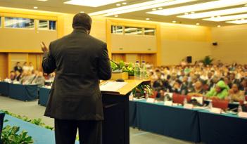 Rhetorik- und Präsentationsseminar in Halle